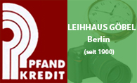 Leihhaus Göbel